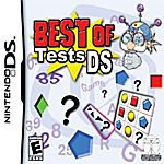 Best of Tests DS box art