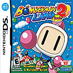 Bomberman Land Touch! 2 box art