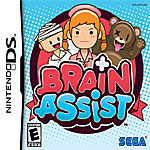 Brain Assist box art