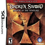 Broken Sword: Shadow of the Templars &#150 The Director&#146s Cut box art