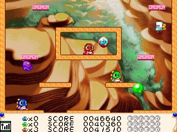 Bubble Bobble Double Shot screenshot