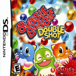 Bubble Bobble Double Shot box art