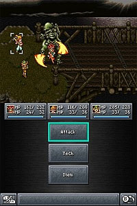 Chrono Trigger screenshot
