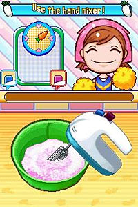 Cooking Mama 3: Shop & Chop Review for Nintendo DS