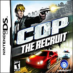 C.O.P.: The Recruit box art