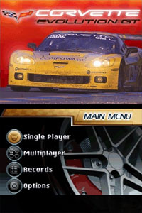 Corvette Evolution GT screenshot