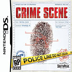 Crime Scene box art