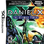 Daniel X: The Ultimate Power box art
