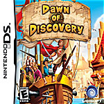Dawn of Discovery box art