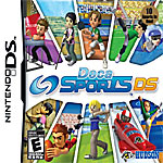 Deca Sports DS box art