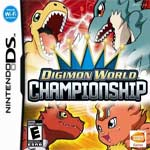 Digimon: World Championship box art