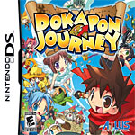 Dokapon Journey box art