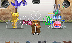 Domo Games in DSiWare screenshot