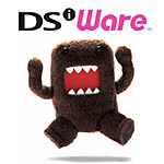 Domo Games in DSiWare box art