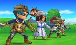 Dragon Quest Sentinels The Starry Skies Review For Nintendo