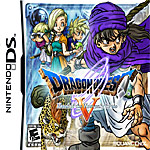 Dragon Quest V: Hand of the Heavenly Bride box art