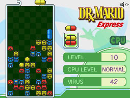 Dr. Mario Express screenshot