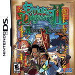 Etrian Odyssey II: Heroes of Lagaard box art