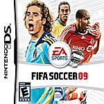 FIFA Soccer 09 box art