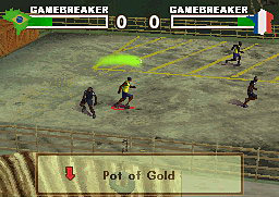 FIFA Street 3 screenshot