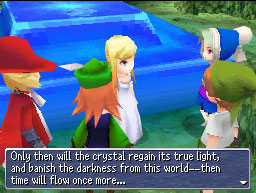 Final Fantasy III screenshot