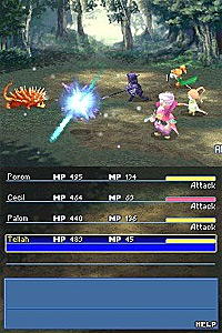 Final Fantasy IV screenshot