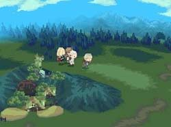 Final Fantasy: The 4 Heroes of Light screenshot
