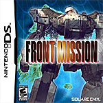 Front Mission box art