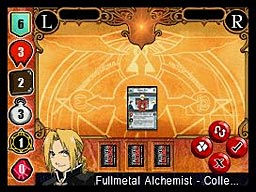 Fullmetal Alchemist: Trading Card Game screenshot