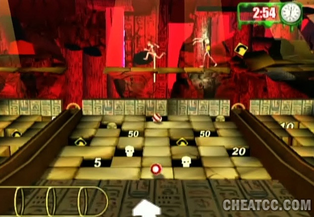 Goosebumps Horrorland Wii Cheats