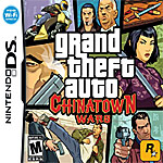 Grand Theft Auto: Chinatown Wars box art