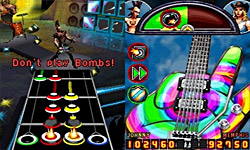 Guitar Hero: On Tour - Decades screenshot