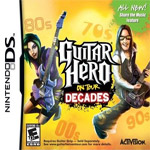 Guitar Hero: On Tour - Decades box art
