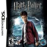 Harry Potter and the Half-Blood Prince box art