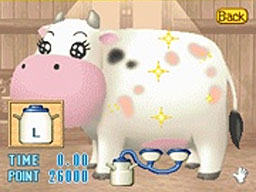 Harvest Moon DS Cute screenshot