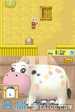 How to open casino in harvest moon ds cute