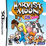 Harvest Moon DS Cute box art