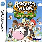 Harvest Moon: Island of Happiness box art