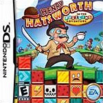 Henry Hatsworth in the Puzzling Adventure box art
