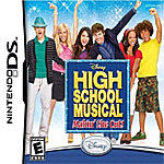 High School Musical: Makin' the Cut box art