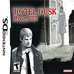 Hotel Dusk: Room 215 box art