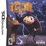 Igor: The Game box art