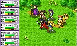 Inuyasha: Secret of the Divine Jewel screenshot