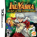 Inuyasha: Secret of the Divine Jewel box art