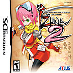 Izuna 2: The Unemployed Ninja Returns box art