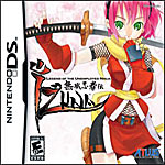 Izuna: Legend of the Unemployed Ninja box art