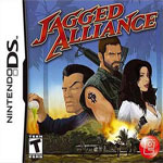 Jagged Alliance box art