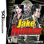 Jake Hunter: Detective Chronicles box art