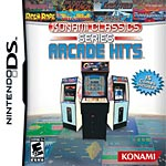Konami Classics Series: Arcade Hits box art