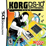 Korg DS-10 Plus box art